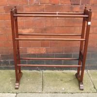Edwardian Towel Rail