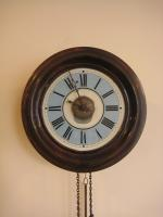 Postmans Alarm Wall Clock