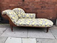 Victorian Chaise Longues Sofa Bed