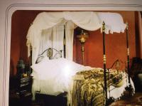 King Size Four Poster Bed C1880