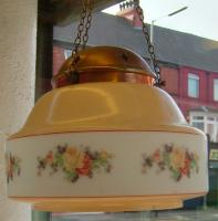 Victorian light shade